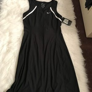 Nike Black Tennis Dress